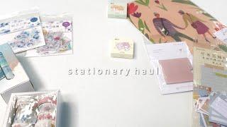 📦 stationery haul #5