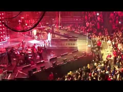 Romeo Santos the golden tour San Diego at Viejas Arena.
