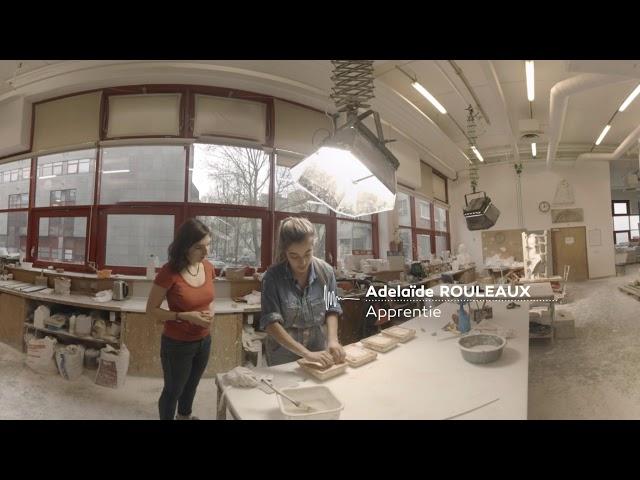 d64205f54ac VIDÉO 360 - Dans les coulisses de l atelier de moulage des musées nationaux  - LCI