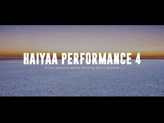 Hellaro | Haiyaa - Lyrical | Hellaro | Shruti Pathak | | Mehul Surti | Saumya Joshi | Ravi Patel USA