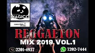 REGGATON MIX 2019 Vol 1 SUPER SONIDO MAGICO  BY HAMILTON HV