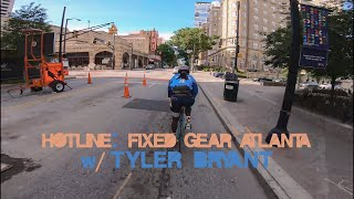 Fixed Gear Atlanta - Quarantine Hotline w/ Tyler Bryant