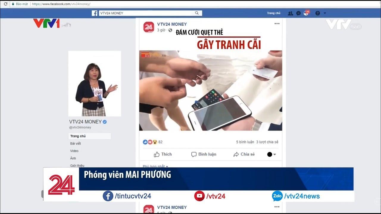 Đám cưới quẹt thẻ tại Hà Nội - Tin Tức VTV24