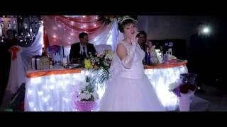 Сюрприз на свадьбе! Рэп мамы дочке невесте