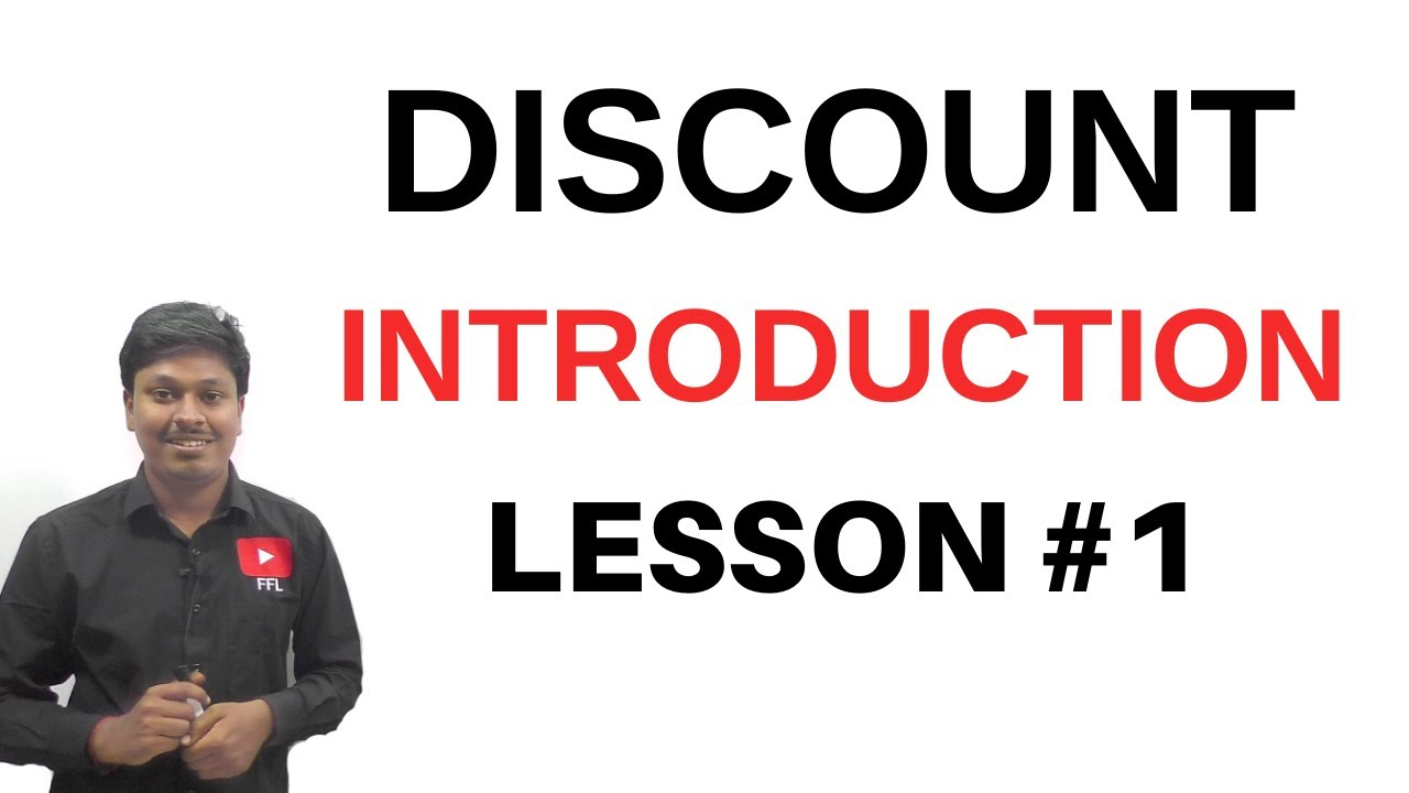 Download Discount || Introduction || Lesson-1