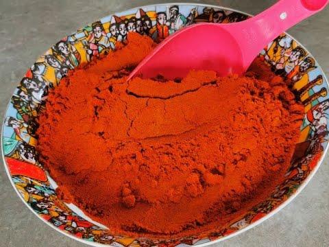 Lets make Berbere Awaze Diliz     በርበሬ  ድልዝና  አዋዜን  በውጭ ሀገር እናዘጋጅ     Ethiopian cuisine