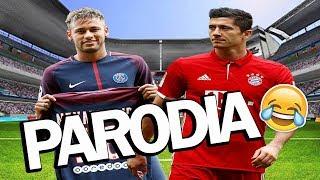 Canción PSG vs Bayern Munich 3-0 (Parodia Una Lady Como Tú - MTZ Manuel Turizo )