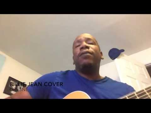 Billie Jean (Michael Jackson) cover by Ron Greene