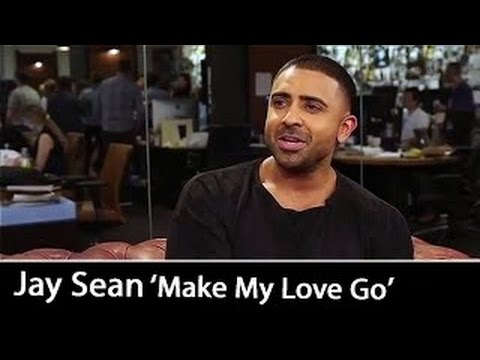 Jay Sean on 'Make My Love Go' NEW SINGLE (Interview) | August 02, 2016