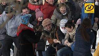Масленичные гуляния в Минске(, 2015-02-21T14:21:31.000Z)