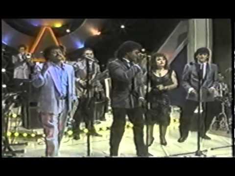 JOSSIE ESTEBAN & WILFRIDO VARGAS (Dos Videos 1988) – MERENGUE CLASICO