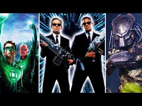 Sci-Fi Movie Remakes You Had No Idea Were Coming