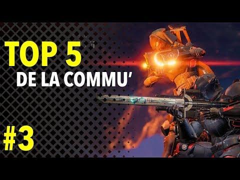 DESTINY 2 : TOP 5 DE LA COMMUNAUTÉ #3 thumbnail