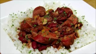 Red Beans And Rice - How To Make Red Beans And Rice