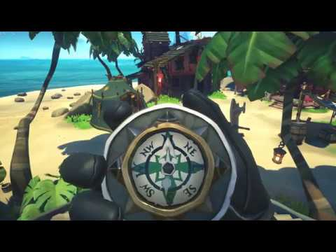 Sea of Thieves - DLC Weapons & Accessoires, Ferryman, Mercenary, Black Dog