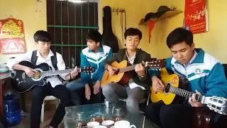 Why Not Me (Enrique Iglesias) - Guitar Cover By Team AK52 THPT Ba Đình