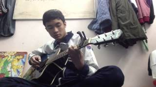 The Day You Went Away (fingerstyle)
