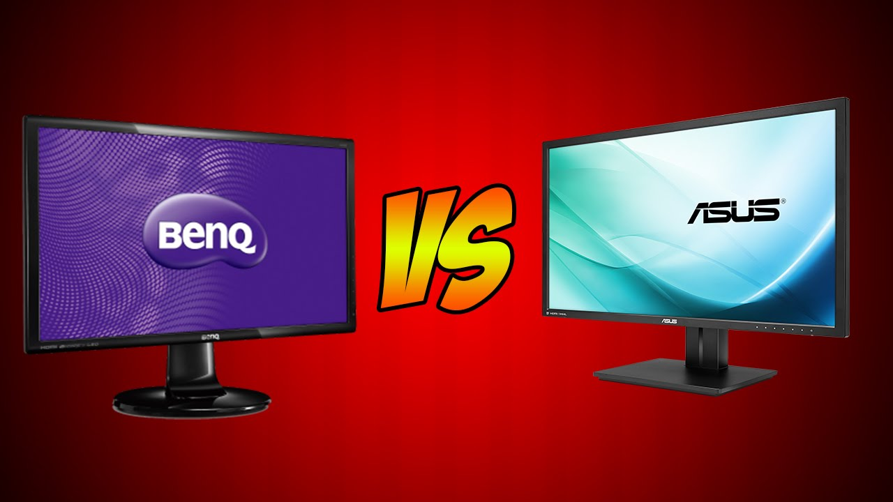 Benq GW2270 Monitor Review - Budget Gaming Monitor!?! - YouTube