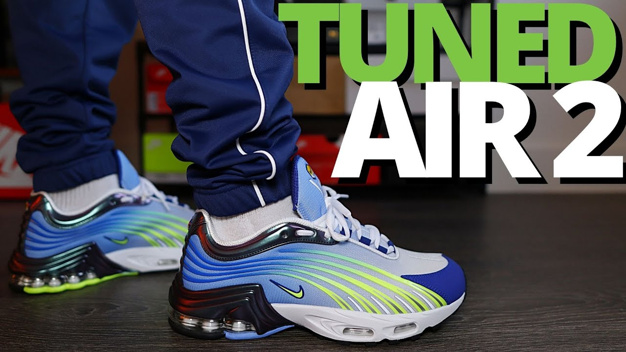 WATCH BEFORE YOU BUY! Nike Air Max Plus 2 2020 On Foot Review