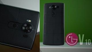 LG V10 The Frankenstein of Phones!
