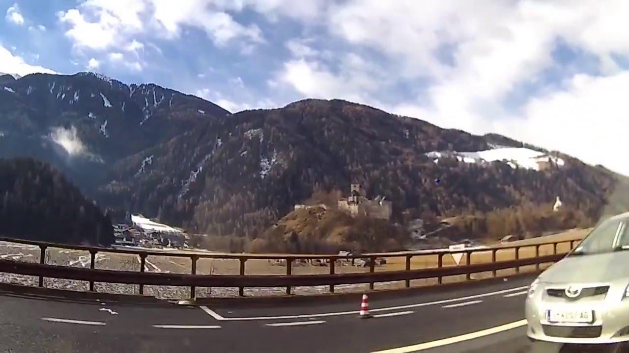 № 244 Чехия- Италия автопутешествие дороги цены граница Австрия -Италия