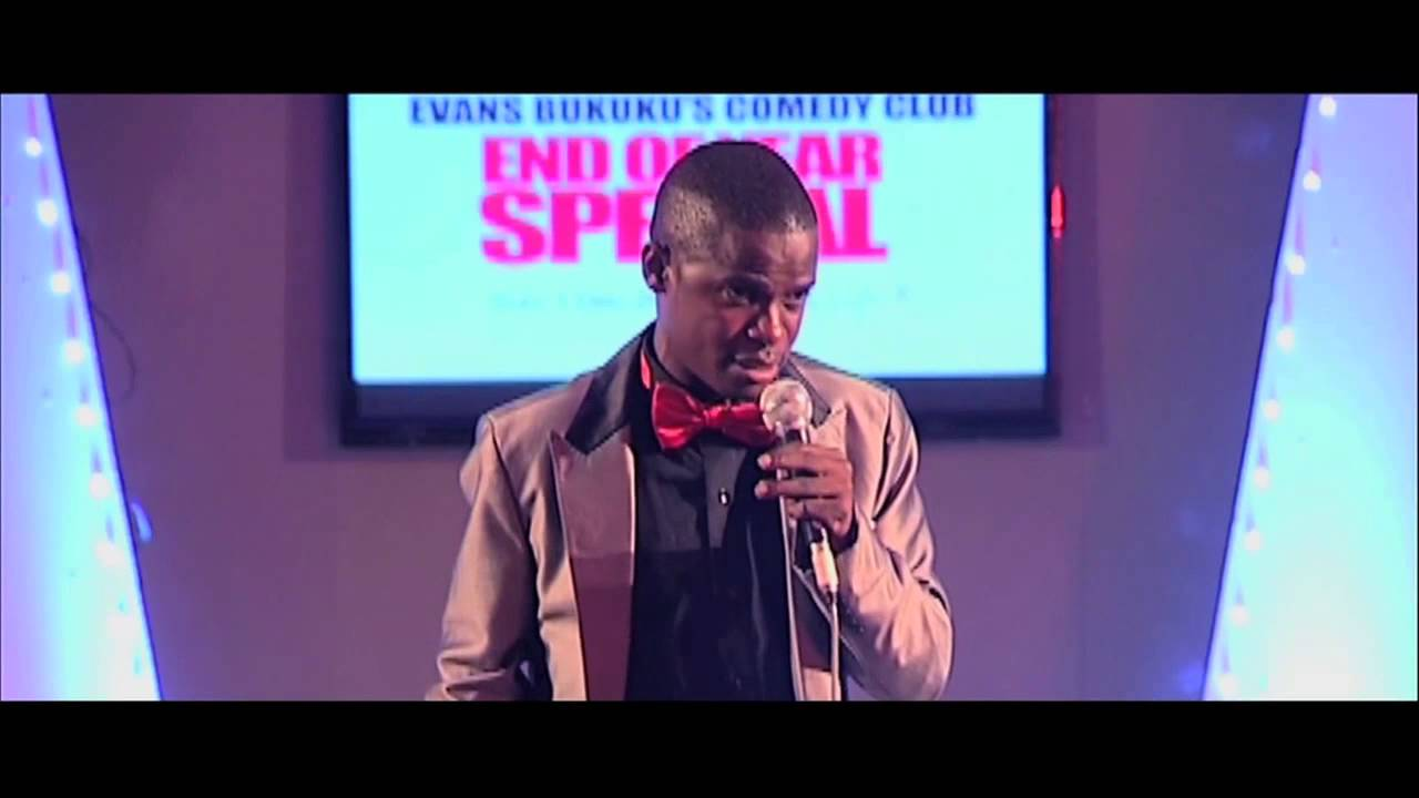 Mc Pilipili Stand up comedy with Eric Omondi part 3 sim za mkononi