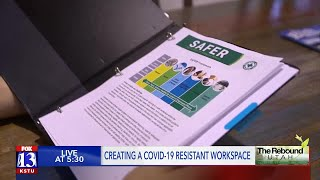 The Rebound: Creating a COVID-19 resistant workspace
