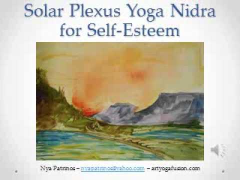 Solar Plexus Yoga Nidra for Self-Esteem