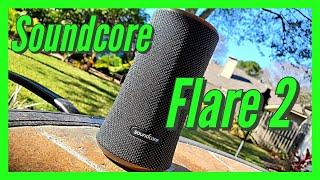 Soundcore Flare 2: 360 Sound Bluetooth Speaker