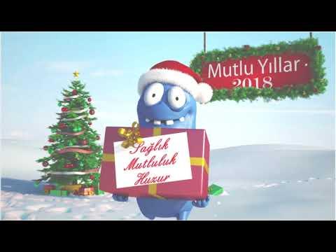 2019 yeni yıl videoları mesajı - happy new year videos