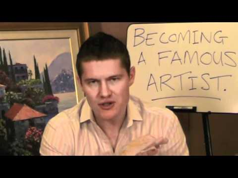 How to Become a Famous Artist 2