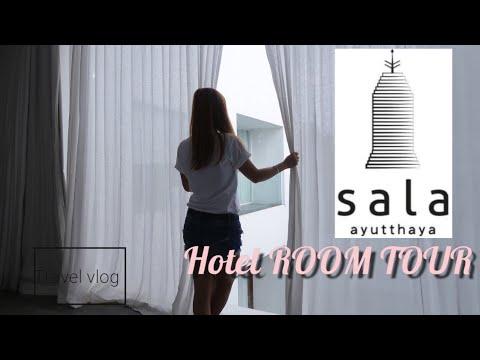 AYUTTHAYA: SALA AYUTTHAYA HOTEL + ROOM TOUR (WHERE TO STAY IN AYUTTHAYA) |AYUTTHAYA,THAILAND