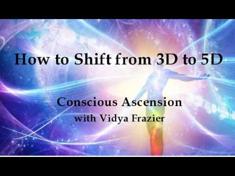 How to Shift from 3D to 5D