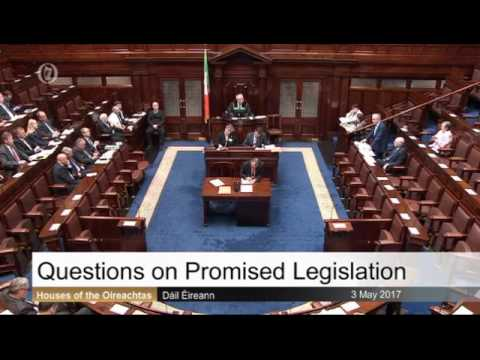 Richard Boyd Barrett challenges government on Cannabis Bill and failure to meet Vera Twomey