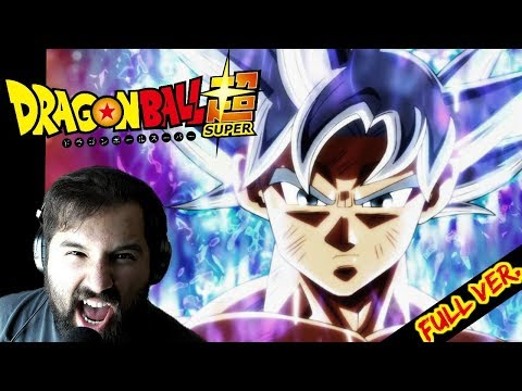 "Dragon Ball Super - ULTIMATE BATTLE ""Ka Ka Kachi Daze"" [ENGLISH Cover.] - Caleb Hyles (feat. We.B)"