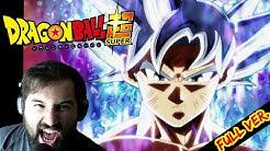 "Dragon Ball Super - ULTIMATE BATTLE ""Ka Ka Kachi Daze"" [ENGLISH Cover.] - Caleb Hyles (feat. We.B)"