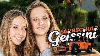 DAVINA & SHANIA bei der Fahrschule Geissini 🚘 ⚠️I Die Geissens