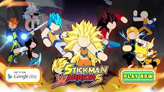 Stickman Warriors - Super Dragon Shadow Fight