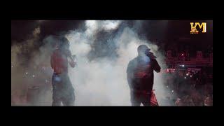 Harmonize X Burna Boy Live Performance In Next Door (Dar es salaam Tanzania)