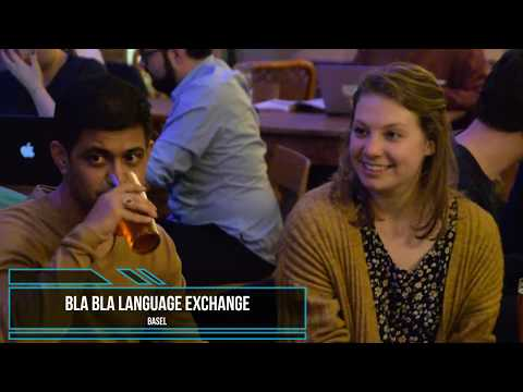 BlaBla Language Exchange - On the way 3 - Geneva, Switzerland