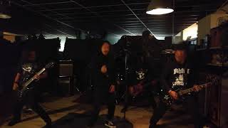 Burgerkill - 02 Under the Scars @ The Record Hustler March 08 2018