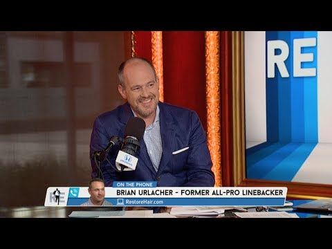 Former Chicago Bears LB Brian Urlacher Talks Jay Cutler, Bears & More - 7/13/17