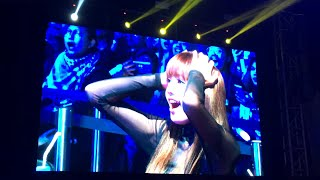 ELLA CRUZ PERFORMS IN FRONT OF BLACKPINK at SAMSUNG Live in Indonesia with SB NEWGEN [SCREENCAM]