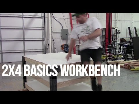 2x4 Basics Workbench