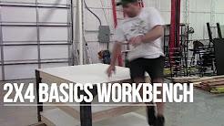 2x4 Basics Workbench