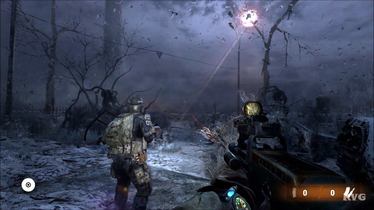 Metro: 2033 Redux Gameplay (PC HD) [1080p60FPS] - YouTube