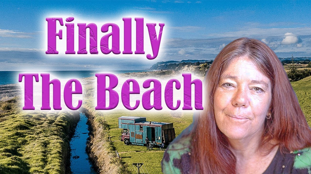 Life after Lock down in an RV- A Trip to the Beach