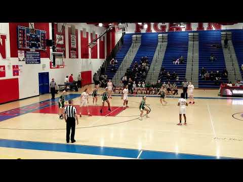 Torrie Maddox 2020 Falls Church High School Senior Season - Box Outs