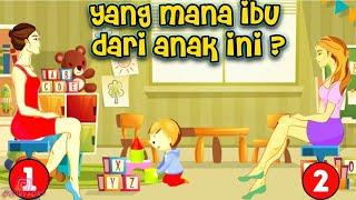 3 Riddle | Dapatkah kamu Memecahkan Teka Teki Logika - Riddle Detektif Indonesia Terbaru #Riddle