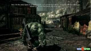 of Orcs And Men Gameplay Xbox360 HD (GodGames Preview)